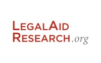 Legal aid research logo